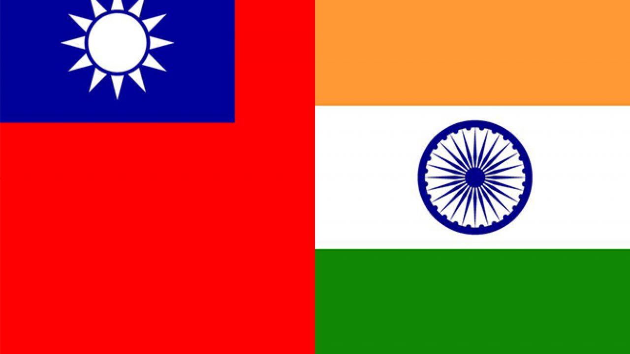 India-Taiwan