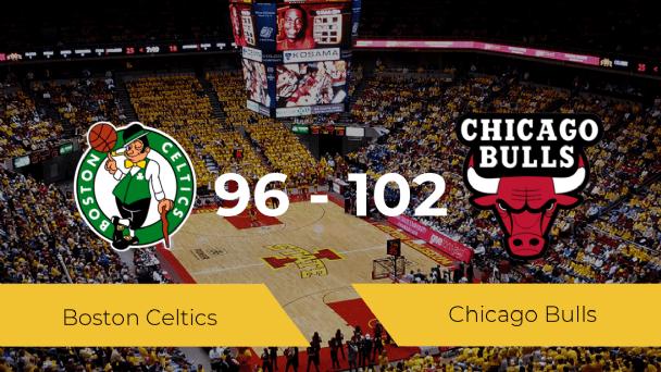 Celtics 96-102 Bulls: Full Match Update