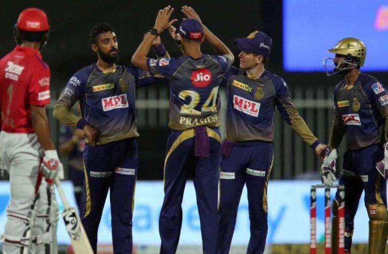 IPL 2021 PBKS vs KKR: KKR Won By 5 Wickets