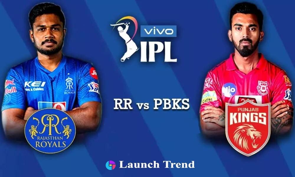 IPL 2021- RR-vs-PBKS-LT