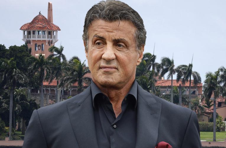 Sylvester Stallone: Not A Member Of Mar-a-Lago