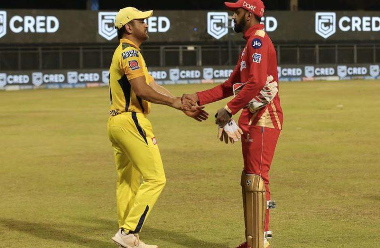 IPL 2021 CSK vs PBKS: PBKS Won By 6 Wickets