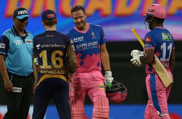IPL 2021 KKR vs RR: KKR Won By 86 Runs