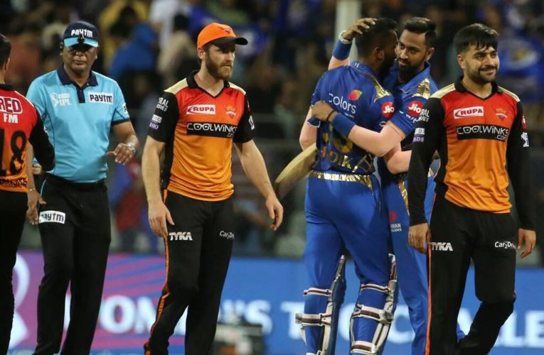 IPL 2021 MI vs SRH: MI Won By 42 Runs