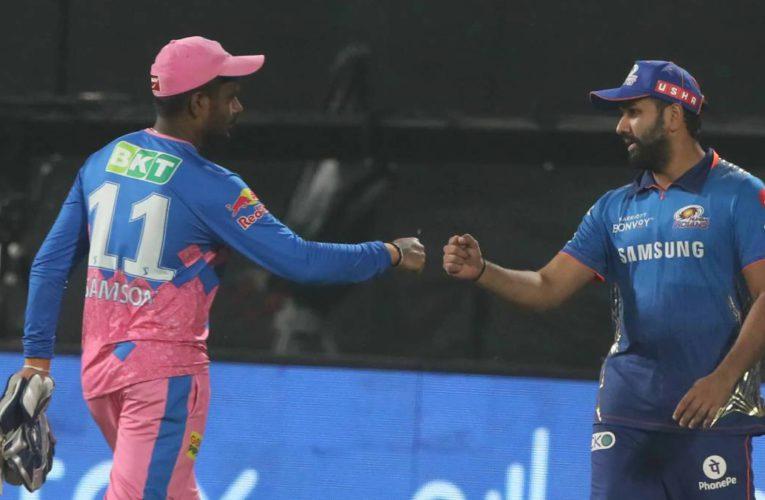 IPL 2021 RR vs MI: MI Won By 8 Wickets