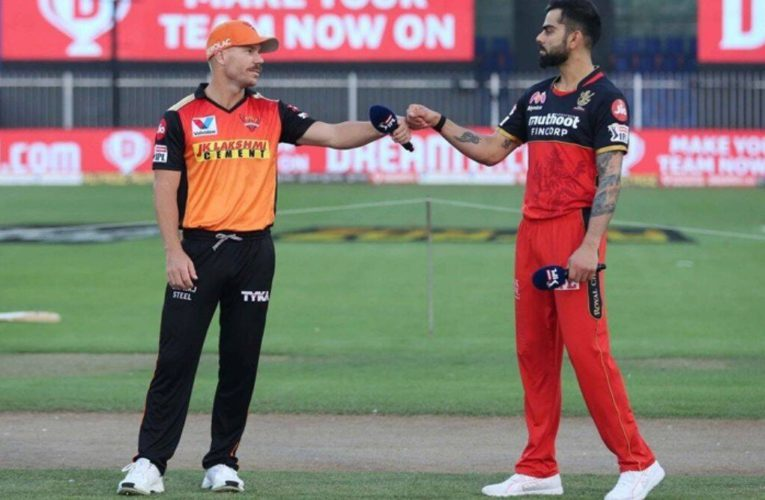 IPL 2021 RCB vs SRH: SRH Won By 4 Runs