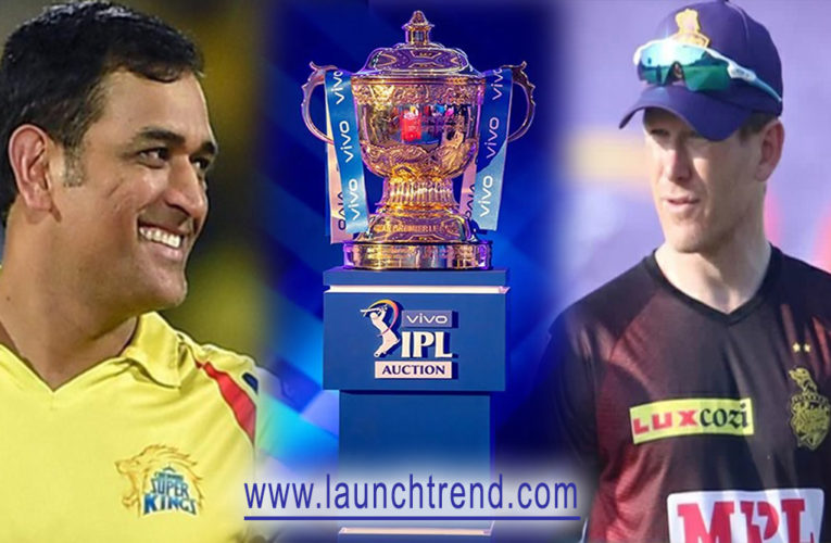 IPL-2021 Final CSK vs KKR: CSK Won By 27 Runs
