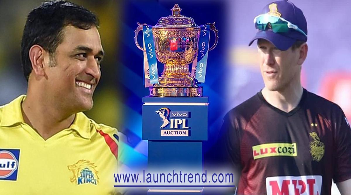 IPL 2021 CSK vs KKR Final- Launch Trend